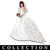 Fire And Ice Dragon Tattoo Bride Doll Collection