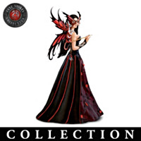 Dragon Guardians Of The Night Fantasy Doll Collection