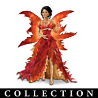 Faeries Of Twilight Fantasy Doll Collection