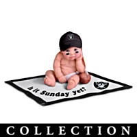 Oakland Raiders Commemorative #1 Fan Baby Doll Collection