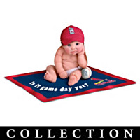 St. Louis Cardinals #1 Fan Baby Doll Collection
