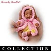 Heavenly Handfuls Sweet As Can Be Baby Doll Collection