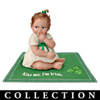 Wee Bit O' Irish Charm Baby Doll Collection