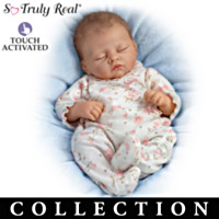 Linda Murray Touch-Activated Baby Doll Collection by
