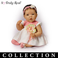 Delicate Flower Baby Doll Collection