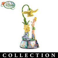 Tinker Bell Floral Light Table Lamp Collection