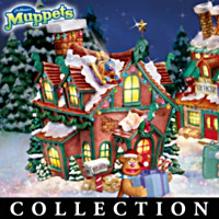 The Muppets North Pole Village Collection
