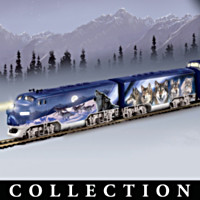 Spirit Of The Wild Express Train Collection
