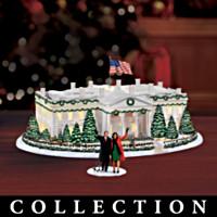 Washington, DC At Christmas Village Collection