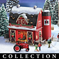 Farmall Holiday Village Collection