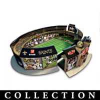 New Orleans Saints Championship Stadium Collection