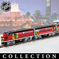 Chicago Blackhawks® Express Train Collection