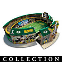 Green Bay Packers Championship Stadium Collection