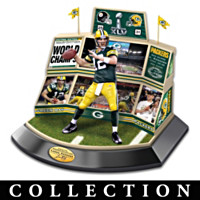 Green Bay Packers Super Bowl XLV Stadium Collection