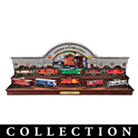 America's Greatest Cabooses Train Car Collection