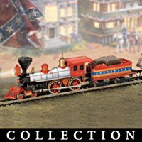Civil War Armored Train Collection