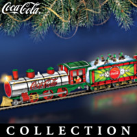 COCA-COLA Light The Holidays Train Collection