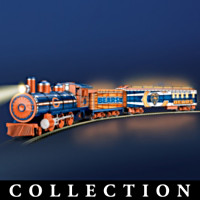 Chicago Bear Train Collection