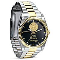 Stainless Steel Firemen Watch