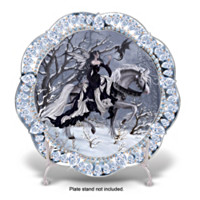 The Ice Princess Plate