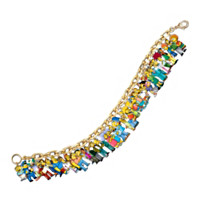 The Simpsons Ultimate Charm Bracelet