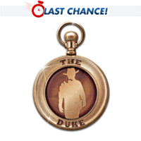 John Wayne Pocket Watch
