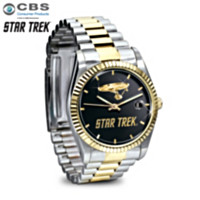 Star Trek Men's Collector's Watch