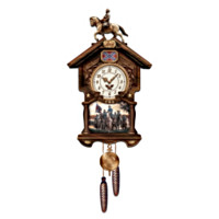 Hour Of Glory Cuckoo Clock