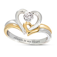 Always In My Heart Women's Ring
