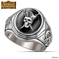 Pirates Of The Caribbean Men's Ring