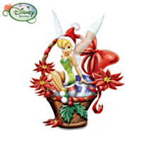 We Wish You A Fairy Christmas Figurine