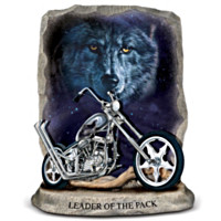 Leader Of The Pack Figurine