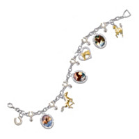 Spirit Of The Wind Charm Bracelet
