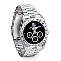 Untamed American Spirit Men's Watch