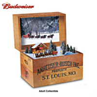 The King Of Beers Music Box