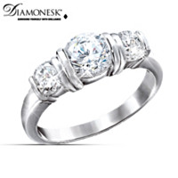 Majestic Radiance Diamonesk Ring