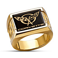 Corvette Classic Men's Ring