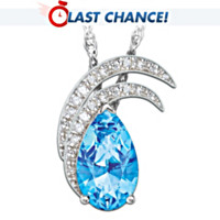 Christian Riese Lassen Moonlit Splendor Pendant Necklace