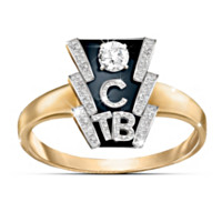 The Elvis TCB Replica Ring