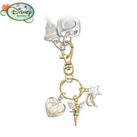 Tinker Bell Believe Key Chain