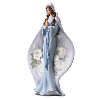 Queen Of Heaven Figurine