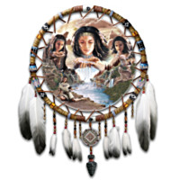 Dreams Of The Sacred Elements Wall Decor Art