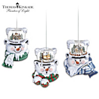 Top Of The Season Ornament Collection Set One: Set Of 3