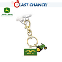 John Deere Collector's Key Chain