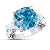 Royal Reflections Women's Ring