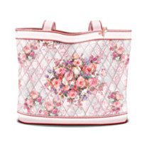 Hope Blossoms Tote Bag