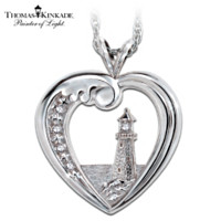 Thomas Kinkade Beacon Of Hope Pendant