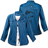 Love Always, Elvis Women's Jacket