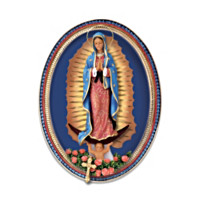 Our Lady Of Guadalupe Collector Plate