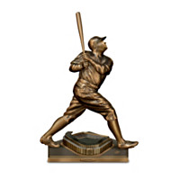 Babe Ruth Sultan Of Swat Sculpture